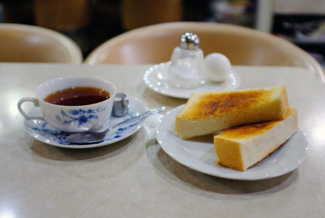 喫茶セリナ・モーニング
