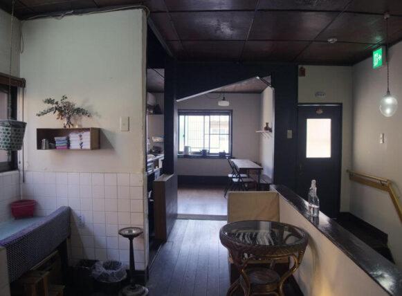 竹家荘旅館・2階フリースペース