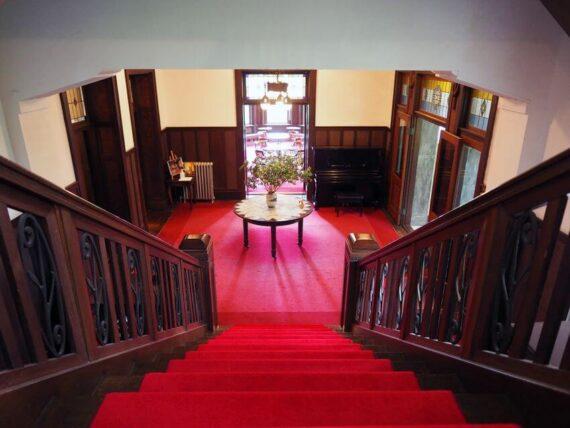 神戸迎賓館旧西尾邸・階段