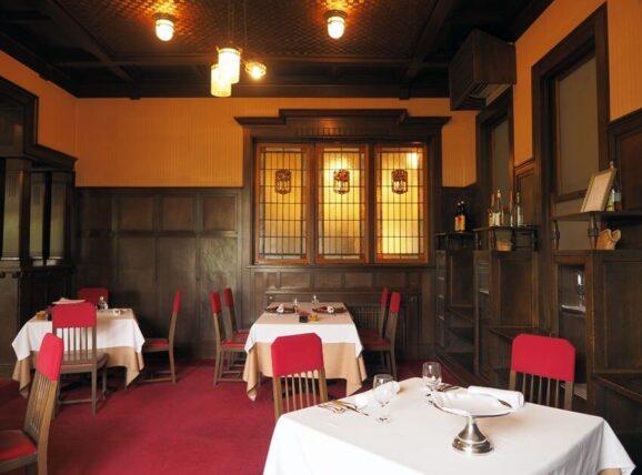 神戸迎賓館旧西尾邸・ルアン内装