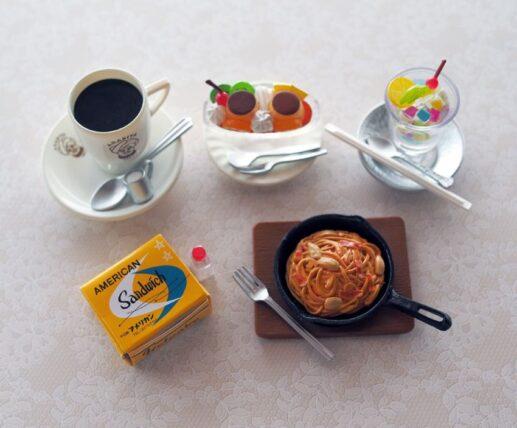 純喫茶ミニチュアコレクション関西編・全種類