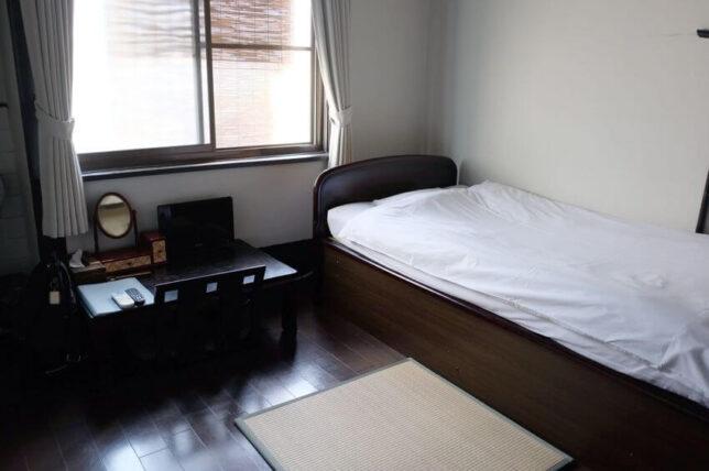 竹家荘旅館・シングル部屋