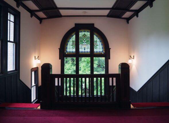 神戸迎賓館旧西尾邸・ステンドグラス