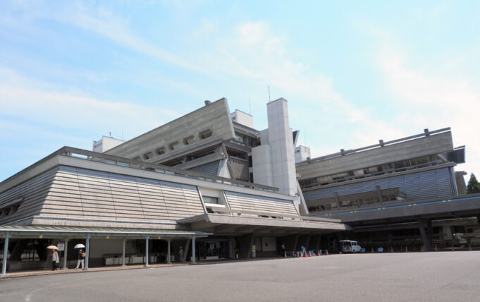 京都国際会館・外観