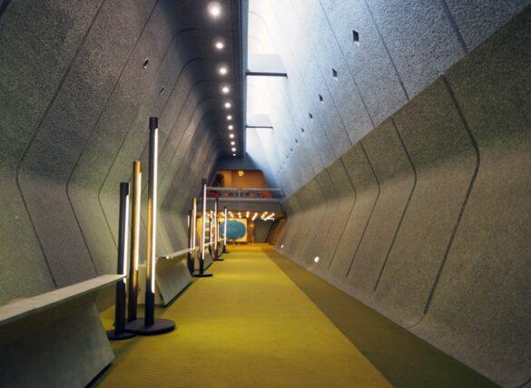 京都国際会館・ 入口